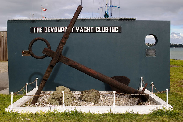 Devonport Yatch Club Devonport Northe Shore City New Zealand - 16 Apr 2006