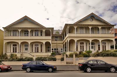 Elisabeth Apartments Devonport North Shore City New Zealand - 16 Apr 2006
