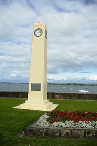 Watson Memorial Devonport North Shore City New Zealand - 16 Apr 2006