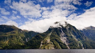 Doubtful Sound Fjordland South Island New Zealand