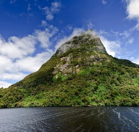 Doubtful Sound Fjordland South Island New Zealand