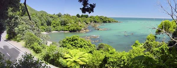 Whanarua bay Eastland New Zealand - 31 Dec 2003