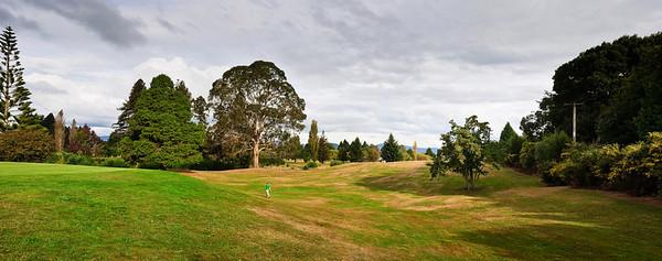 Golf course Hamurana
