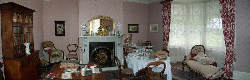 Living room Highwic House, Newmarket Auckland New Zealand - 22 Oct 2006