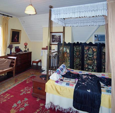 Bedroom Highwic House, Newmarket Auckland New Zealand - 22 Oct 2006