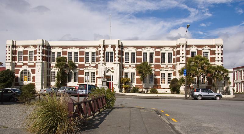 Hokitika Westland South Island Te Wai Pounamu New Zealand - Sep 2007