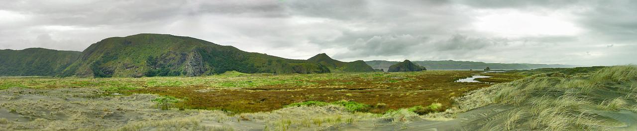 Karikari wetlands