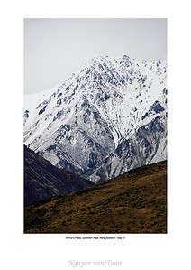 Arthur's Pass South Island Te Wai Pounamu New Zealand