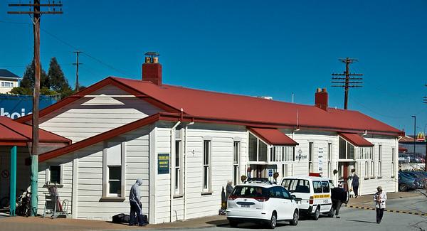 Greymouth Railways Station South Island Te Wai Pounamu New Zealand - Sep 07