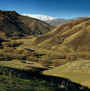 Lindis Pass Central Otago South Island Te Wai Pounamu New Zealand