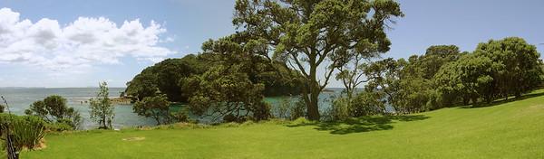 Goat Island Leigh Marine Reserve Leigh New Zealand - 26 Dec 2003