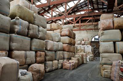 Woolstore Oamaru New Zealand