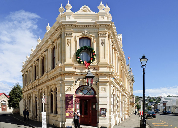 Criterion Hotel Oamaru New Zealand