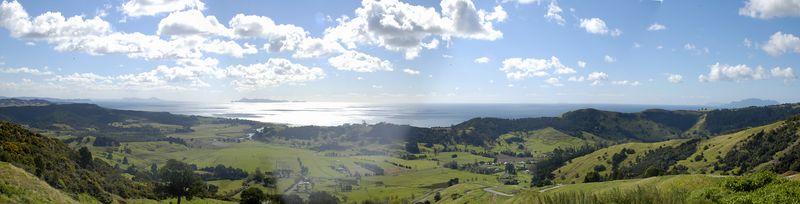 Manunui estate Pakiri New Zealand - Apr 2005