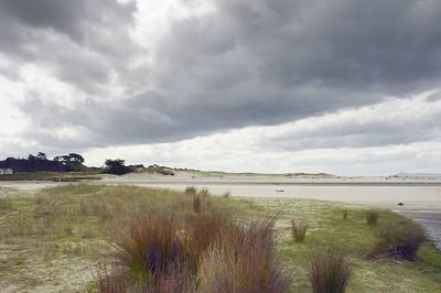 Pakiri beach Pakiri New Zealand - Sep 2002