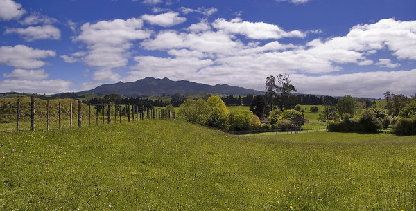 Mt Pirongia Waikato New Zealand - 26 Oct 2006
