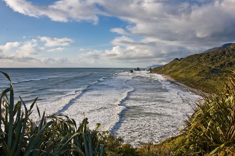 Punakaiki Westland South Island Te Wai Pounamu New Zealand - 4 Sep 2007