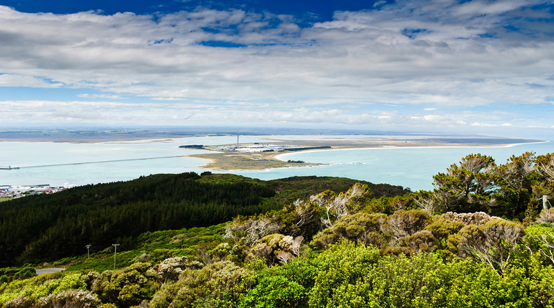 Tiwai Point Bluff South Island New Zealand