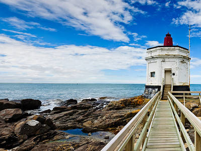 Stirling Point Pilote Station Bluff South Island New Zealand