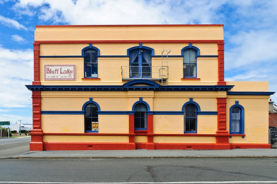 Bluff Lodge Bluff South Island New Zealand