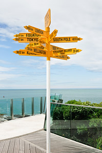 46 degrees 36 mins South 168 degrees 21 mins East South Island New Zealand
