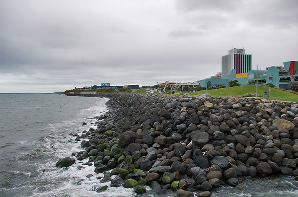Foreshore New Plymouth New Zealand - 27 Nov 2006