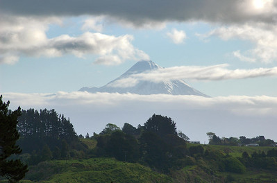 Mt Taranaki New Zealand - 26 Oct 2006