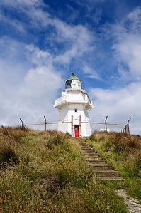 Waipapa Point Lighthouse The Catlins South Island New Zealand