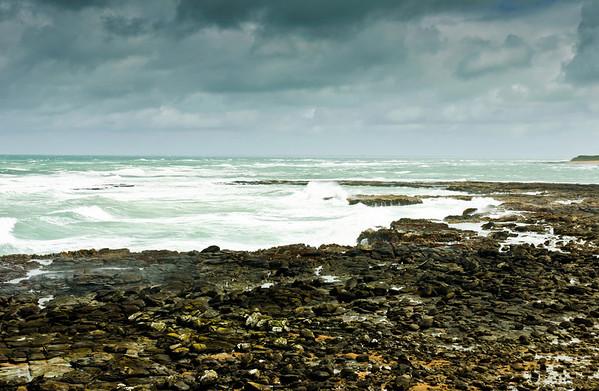 Coastline Waipapa Point The Catlins