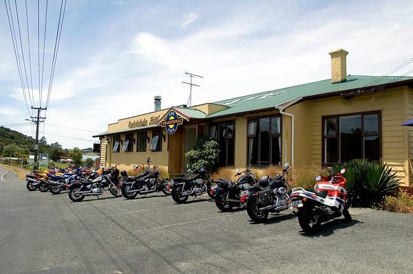 Kaukapakapa Hotel Kaukapakapa New Zealand - 22 Jan 2006
