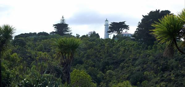 Lighthouse Tiritiri Matangi Island New Zealand - 10 Sep 2006