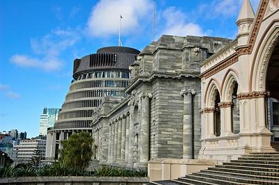 House of Parliament Wellington