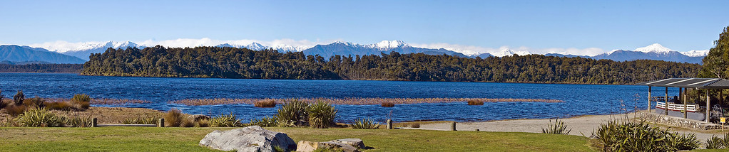 Lake Mahināpua Westland South Island Te Wai Pounamu New Zealand - Sep 07