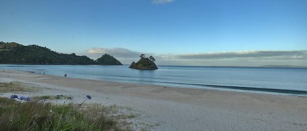 Beach Whangapoua Coromandel New Zealand 3 Jan 2006