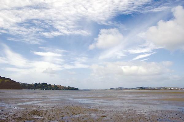 Lews Bay Whangateau New Zealand - Apr 2005