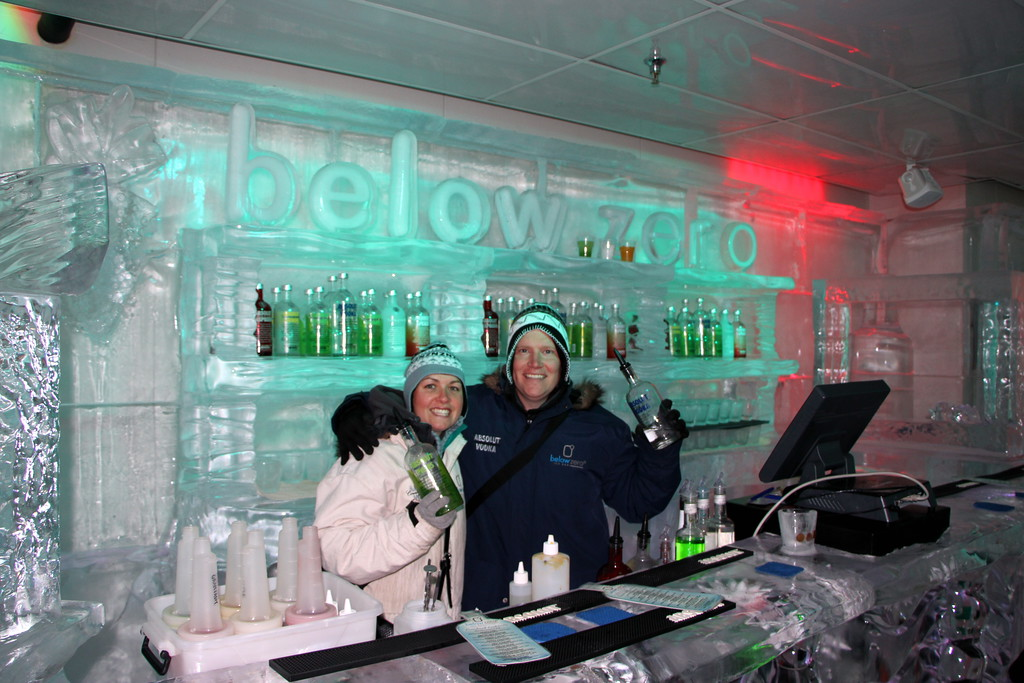 Ice Bar Queenstown