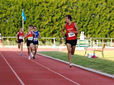 Cameron Avery 3000m 2016