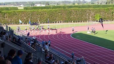 Women's 100M Final 2018