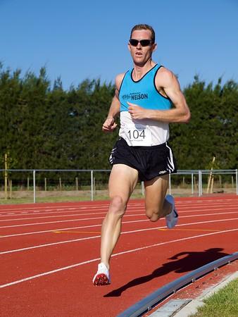 Kim Hogarth 3000m 2009