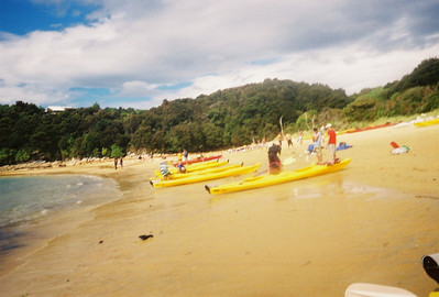 Abel Tasman (sea kayaking)
