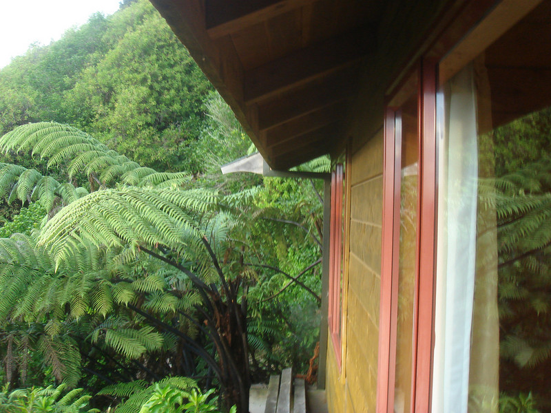Our chalet, Ocean View Chalets.