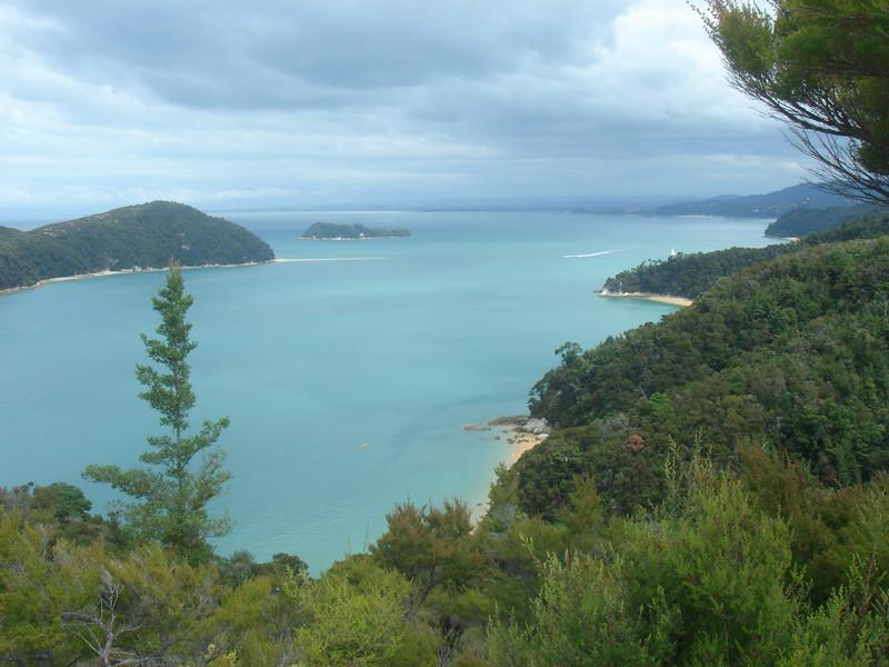 Adel Island and Fishermen's Island.