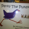 "Turns out they were ""Pukekos"".  We figured it out because we saw this children's book at the Auckland Airport."