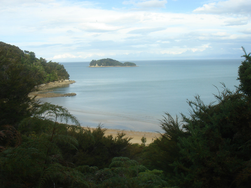 View from Coastal Track.
