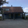 One of the villas where we stayed in New Plymouth.