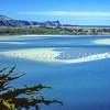 11011-85222  Otago Peninsula scenery. Papanui Inlet at low tide *