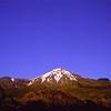 11011-05003 First light on Mount Taranaki *