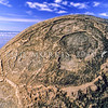 11011-51822 Oamaru scenery. Detail of the textures of a Moeraki Boulder on the coast