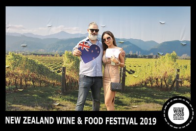 New Zealand Wine And Food Festival 2019 - instant print photobooth in Saigon - in hình lấy liền Sự kiện