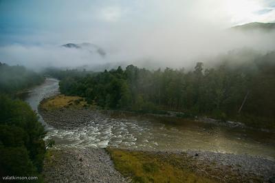 misty river #2